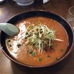 一風亭 - 料理写真:とろみ担々麺