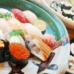 呑んごろ - 料理写真:創作寿司です。