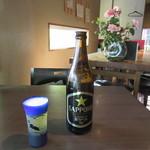 長寿庵 渡邊 - 瓶ビール