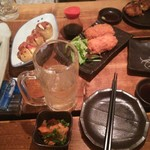 北海道 海鮮居酒屋 魚人  - 料理