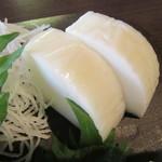 長寿庵 渡邊 - 「蒲鉾」
