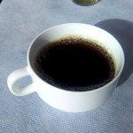 トラットリア ヴェント - ホットコーヒー