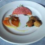 トラットリア ヴェント - 前菜3種