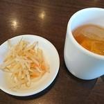 80013717 - ナムルとお茶
