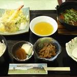 80016073 - マミーすいとん天ぷらセット