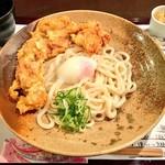 麺喰 - 料理写真:とり親子ぶっかけ