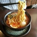 麺処田ぶし - 蔵造りの味噌ラーメン 760円