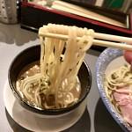 麺処 ぐり虎 - 豪快に食す(^^)♪