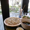 NISHIann cafe - 料理写真:テラス席