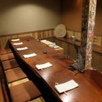 にしぶち飯店 - カウンター貸切