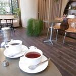 NISHIann cafe - 食後のドリンク