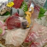 虎丸 - 料理写真:伊勢 虎丸 刺し盛り8品