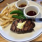 W Steak House - 料理写真: