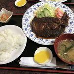 工藤精肉店食堂部 - ステーキ定食