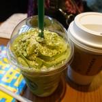 スターバックスコーヒー - ドリンク写真:抹茶&フルーティマスカルポーネ フラペチーノ