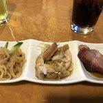 東珍味 - 前菜
