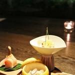 奥湯河原 結唯 - 料理写真:dinner 夕食 前菜