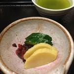 日本橋 伊勢定 - ⑧香の物