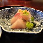 京懐石柿傳 - お作り