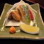 京懐石柿傳 - 揚物