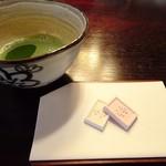京懐石柿傳 - 小菓子
