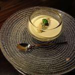 KAZAN - 渡蟹と旬野菜のムース