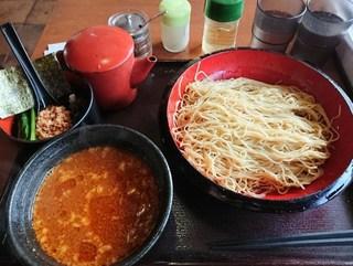 イツワ製麺所食堂