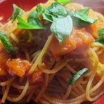 ホップ&ホップス - トマトのスパゲティー¥600