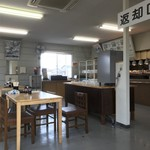 製麺七や - 店内_2018年1月