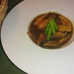 竹游林 - 上海風鮑の醤油煮込み