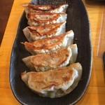 らー麺 鉄山靠 - 餃子350円