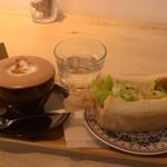 コーヒースタンド28 - 料理写真:
