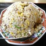 こく一番 - 料理写真:【2018/1】炒飯