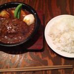ハンバーグレストラン BOSTON 蒲生店 -