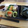 オコメカフェ 森のたんぼ - 料理写真:おにぎり弁当