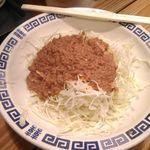 スター餃子 - 肉味噌キャベツ