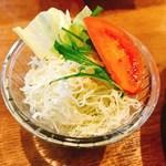 カフェチュクップ - サラダ