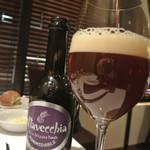 リストランテ カノフィーロ - イタリア、コリアンダーテイストのビール