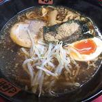 九州ラーメン 火の車 - 魚介醤油ラーメン
