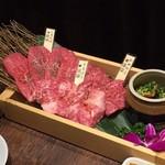 80038273 - お肉2皿目