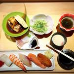 みつい - 料理写真:ランチは1620円(税込)