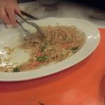 台湾菜館 弘城 - 焼きそば