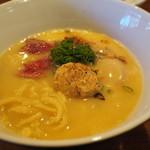 ra-mengottsu - アニマル白湯らぁ麺 1000円