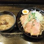 自己流ラーメン綿麺 - つけ麺
