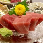 熊本Dining Kitchen 馬刺し 居酒屋 - まぐろ中とろ(太平洋) 900円