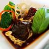 山茶 - 料理写真:EMO牛すね肉のビーフシチュー