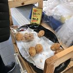 橋の駅 ドロンパ - 料理写真:
