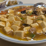 万里長城 - 麻婆豆腐