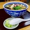 厚岸 藪蕎麦 - 料理写真:[2018/01]かきそば(1200円)