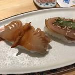 あさひ鮨 - 閖上の赤貝